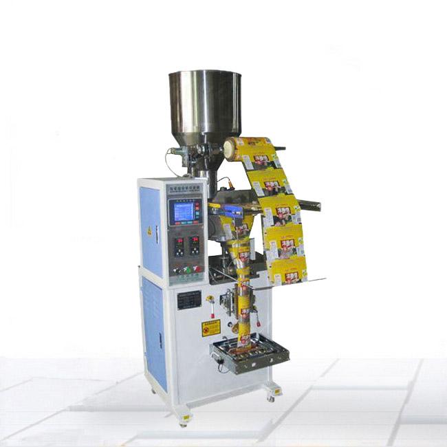 小红枣食品颗粒自动立式包装机
