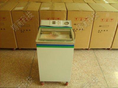 单室茶叶真空包装机