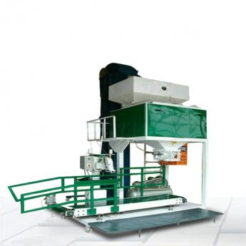 饲料编织装包装机