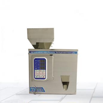 薯粉定量计量分装机