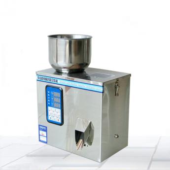 小型茶叶颗粒全自动分装机