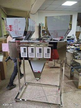 茶叶颗粒半自动1-5公斤称重包装秤厂家