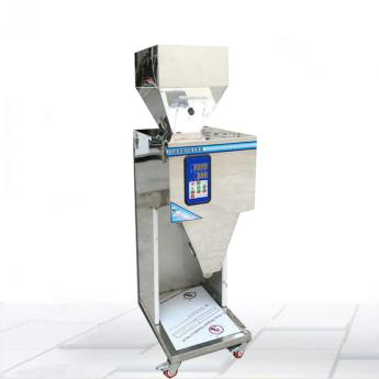 10-500克茶叶定量分装机带震动计量