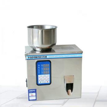 咖啡粉粉剂分装机 小型药材粉末分装机