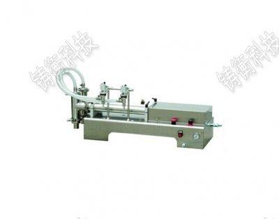 不锈钢农药液体分装机